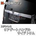 HONDA N-BOX JF1/2 SUSリアゲート R&L サイドトリム
